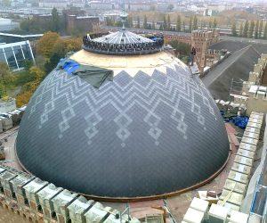 Kuppel Heeresgeschichtliches Museum